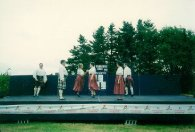 Family Fun Days at Pippy Park, August 2000
