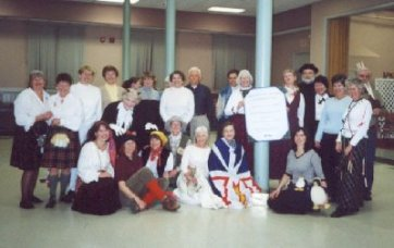 Dance for the Kuban Appeal April 2004