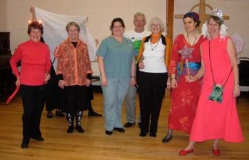 Hallowe'en Dance 2009