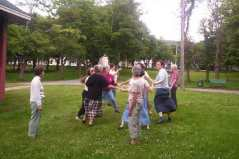 Mairi's Wedding - Bannerman Park