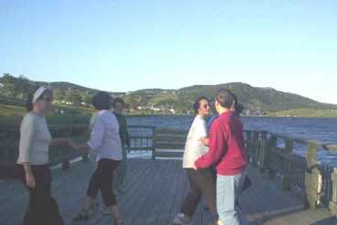 The Sailor - at Quidi Vidi