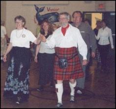 Sue & Bill in the dance